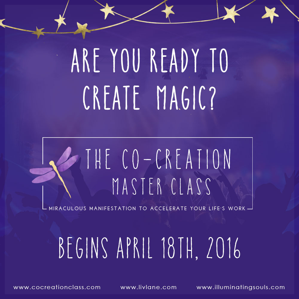The Co-Creation Master Class